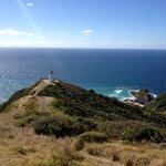 Cape Reinga is a short drive away