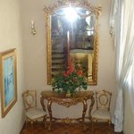 NIce antique furniture throughout