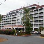 Lahaina Shores Resort Street view