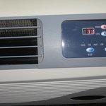 Heat and AC unit