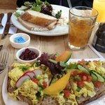 small lunch fare