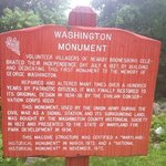 Washington Monument State Park Photo