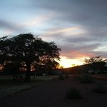 Sunset at the Sunglow Ranch