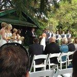 Wedding facilities are magical!