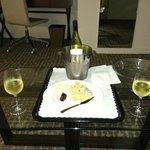 Cheese & Wine Platter