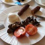 my vegi breakfast