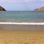 Kamares beach