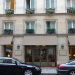 Beautiful French Hotel!
