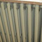 radiateur d'epoque