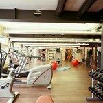 Betreuter Fitnessbereich im Selfness Center