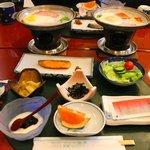 Simple Japanese Breakfast