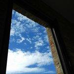 una delle finestre