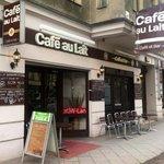 Café au lait - Coffee Food & Drinks Foto