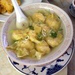 Lecker Kantonesisches Essen und Dim Sum