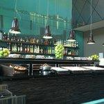 """Die Bar """"vorm"""" Tegernsee"""