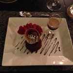 Chocolate fondant pudding