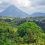 Blick auf den Arenal vom Rondorama