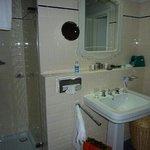 salle d'eau chambre 432 exécutive