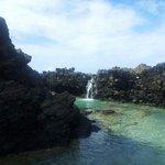 Tidal Pools of St Croix while on Tan Tan tour.