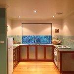 Ellen's cottage - Kitchen.
