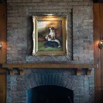 Tavern Fireplace