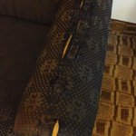 Ripped Sofa