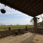 View from the Khatiya ( charpoy)