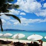 Beautiful White Beach