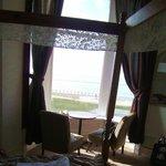 Superior room with sea views