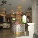 Lobby decoration