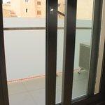 Standard Room - Balcony Entrance