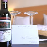 Standard Room - Complimentary Wine