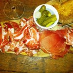 Corsican Cured Meat Selection