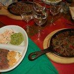 cuisine mexicaine tres bonne et copieuse