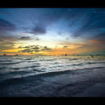 Sunset @ Beach
