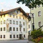Hotel Gasthof Alte Post Holzkirchen Aussenansicht