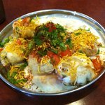 dahi puri--you gotta try this!