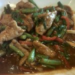 Spicy Green Bean with Pork