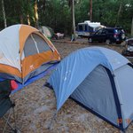 Ample Tent Site