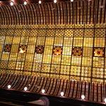 Ceiling of Hotel Bouderado Lobby