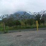 Excelente Vista al Volcán Arenal