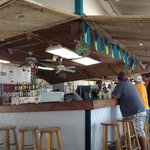 Coco Beach bar & Grill, Treasure Cay Bahamas