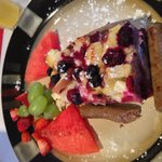 Breakfast at Harvest House Springdale
