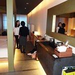 Lovely New york loft style room whilst still feeling Japanese