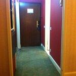 Couloir+ Sortie de secours