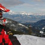 Beautiful Rocky Mountain view
