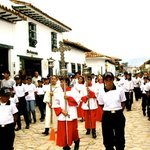 Holy Week Procession