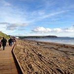 Board Walk Front Strand