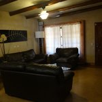 Leo's, living area of main house, 3/2013