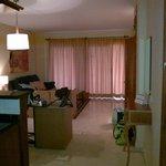 Salón de la habitación 772A